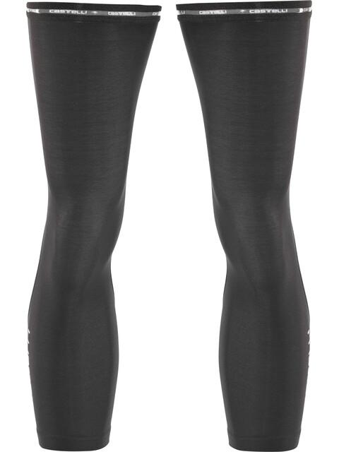 Castelli Nano Flex+ Knee Warmer Unisex black